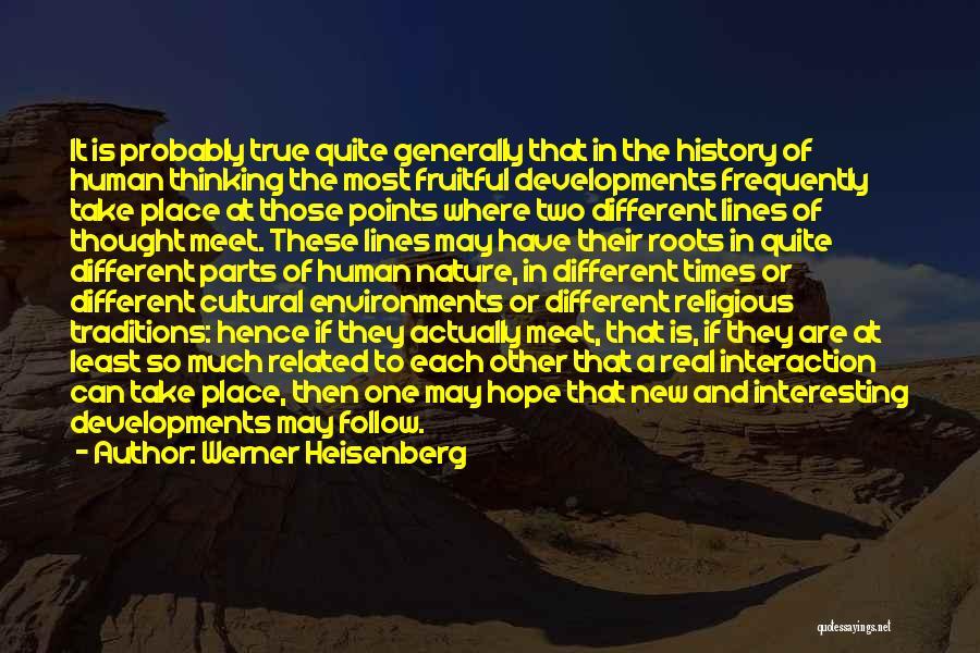 Werner Heisenberg Quotes 1446801
