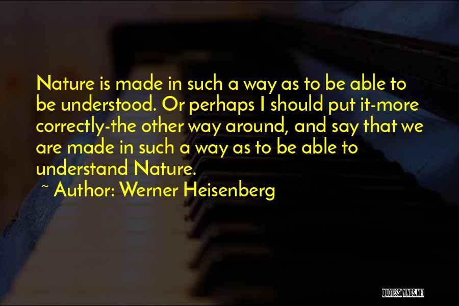 Werner Heisenberg Quotes 1462251