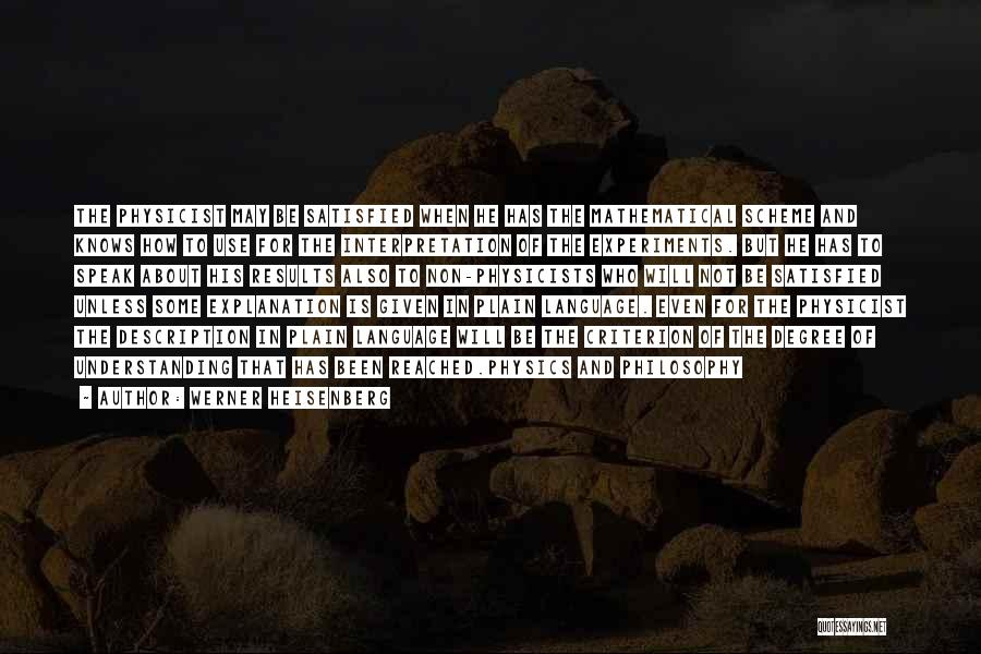 Werner Heisenberg Quotes 1515696