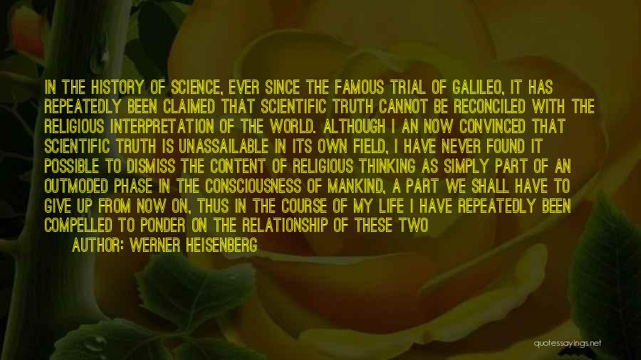 Werner Heisenberg Quotes 1781995