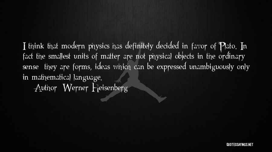 Werner Heisenberg Quotes 1788762