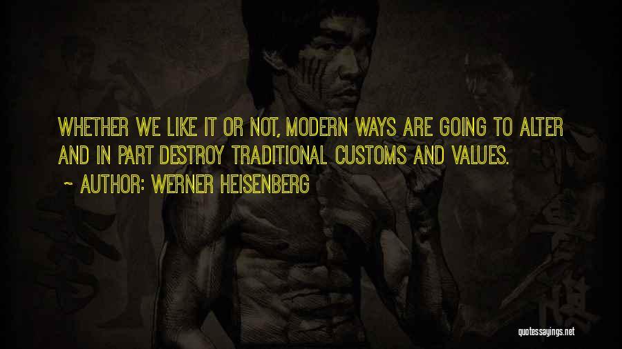 Werner Heisenberg Quotes 1890441