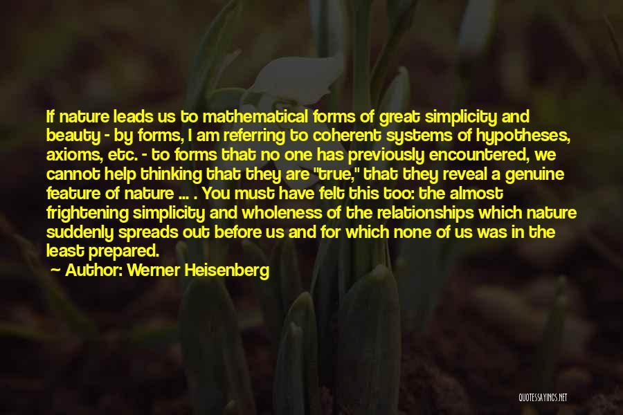 Werner Heisenberg Quotes 2016413