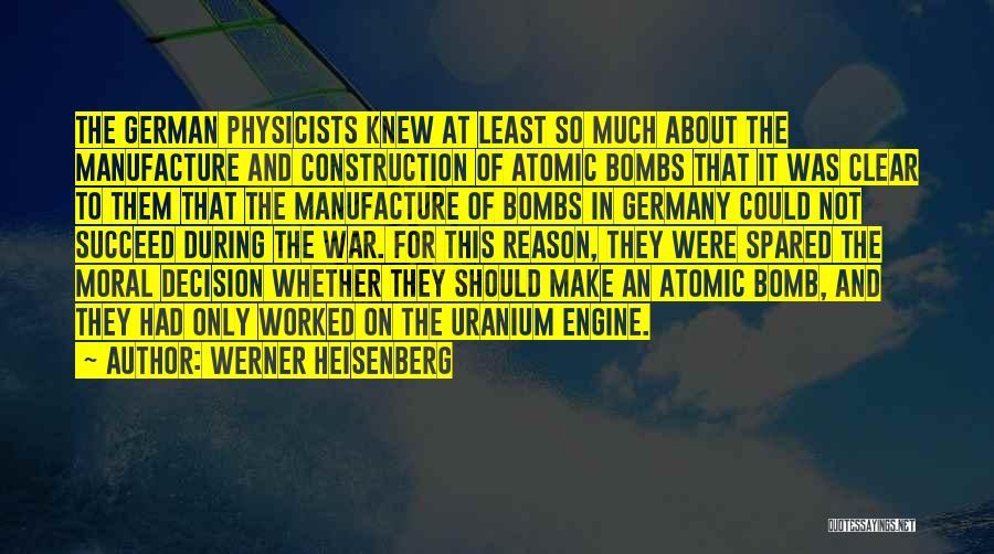 Werner Heisenberg Quotes 2050151
