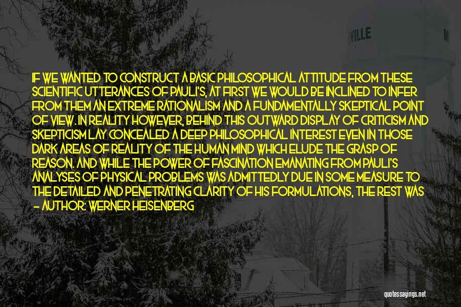 Werner Heisenberg Quotes 2053721