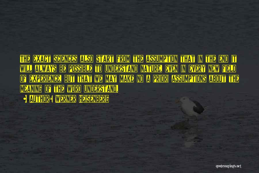 Werner Heisenberg Quotes 2061823