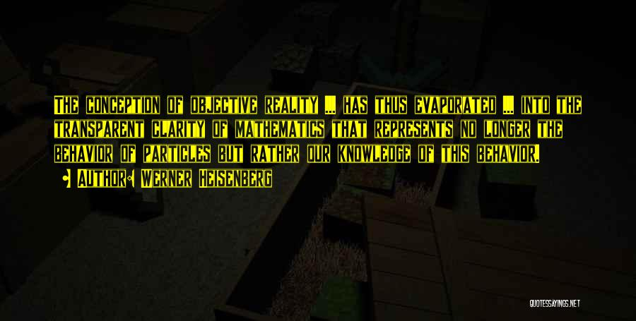 Werner Heisenberg Quotes 2124363
