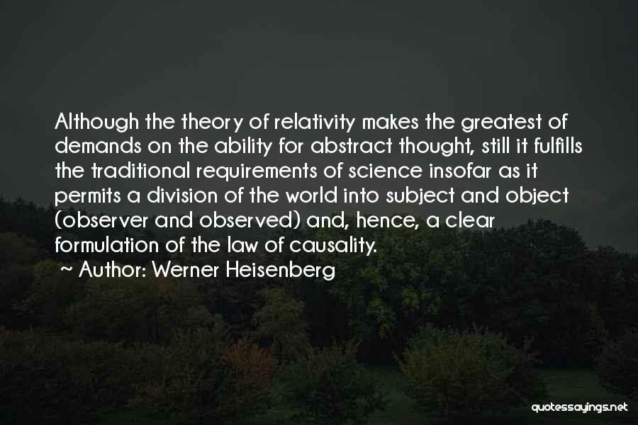 Werner Heisenberg Quotes 2178284