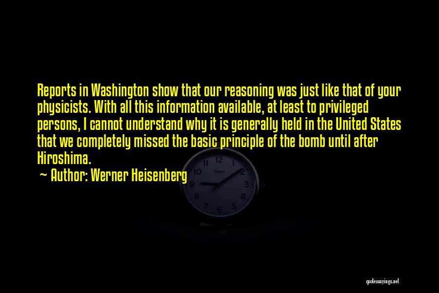 Werner Heisenberg Quotes 230913