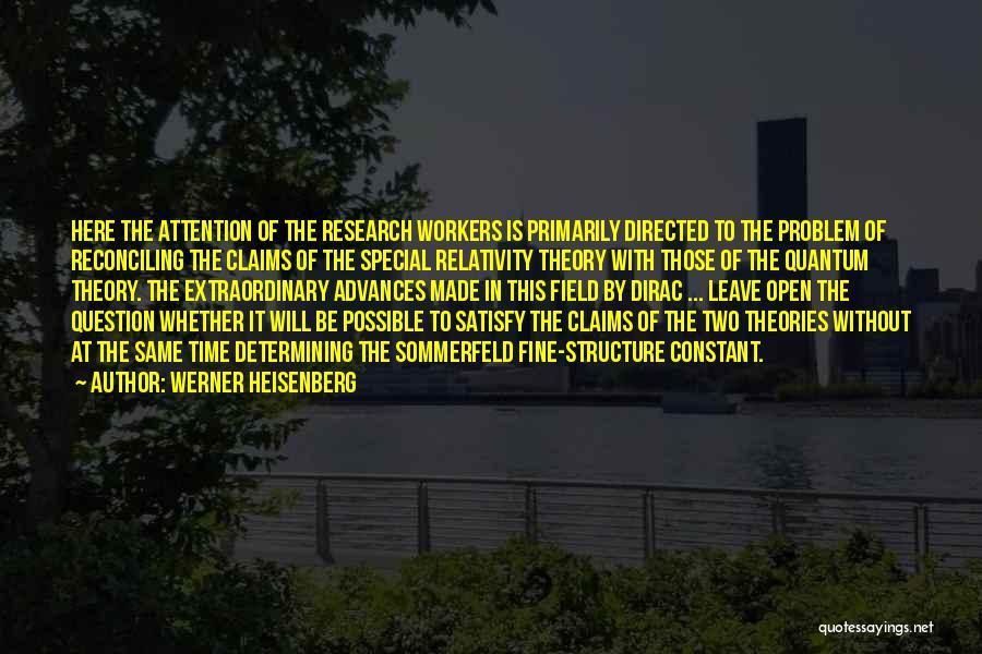 Werner Heisenberg Quotes 279663