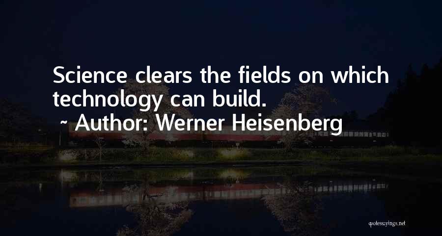 Werner Heisenberg Quotes 389208