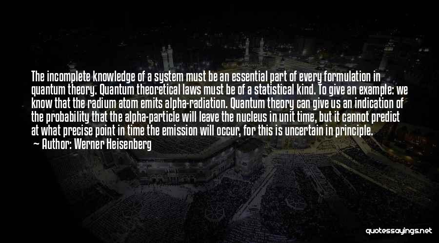 Werner Heisenberg Quotes 512428