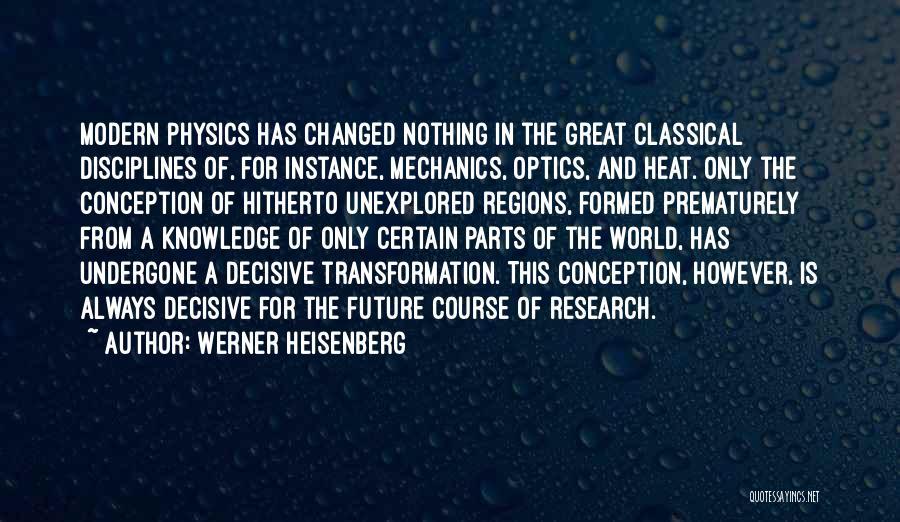 Werner Heisenberg Quotes 624338