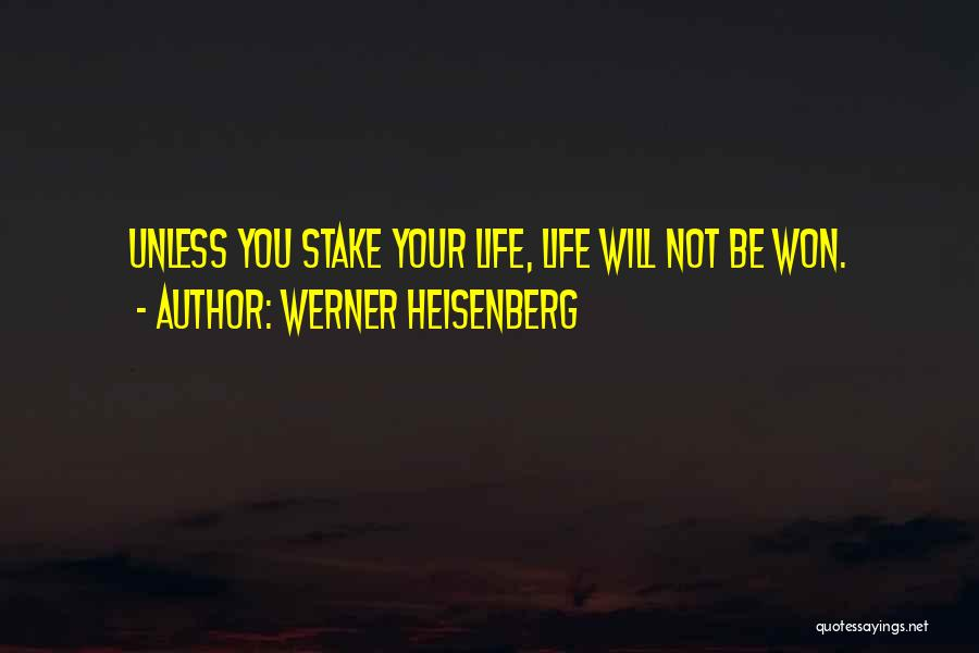 Werner Heisenberg Quotes 649237