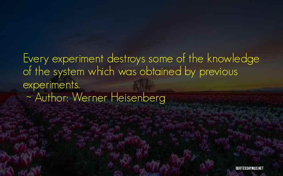Werner Heisenberg Quotes 711797