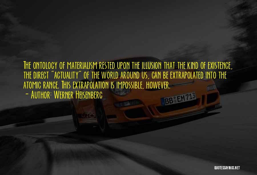 Werner Heisenberg Quotes 903987