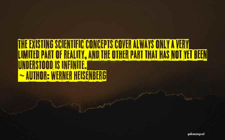 Werner Heisenberg Quotes 911131