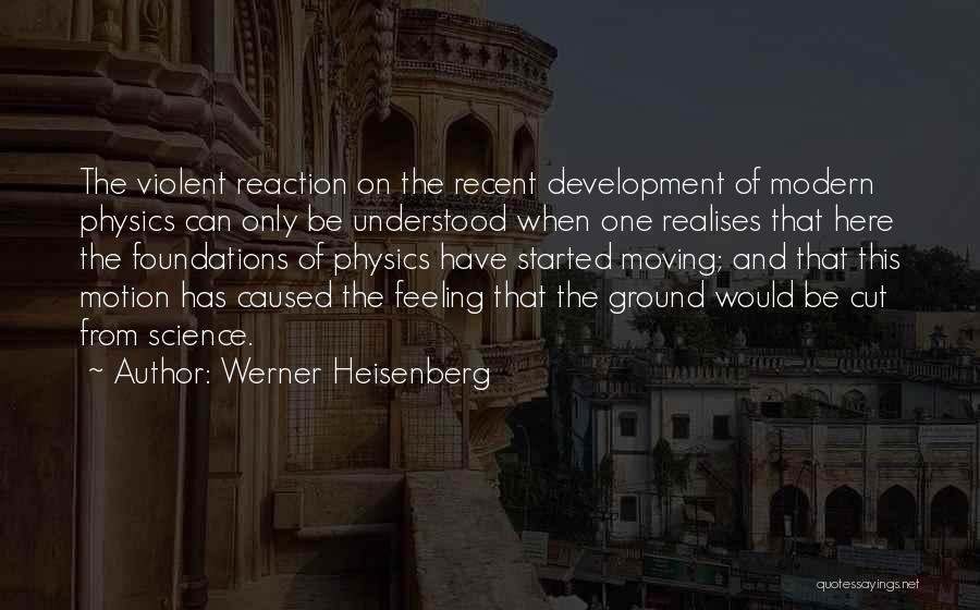 Werner Heisenberg Quotes 980672