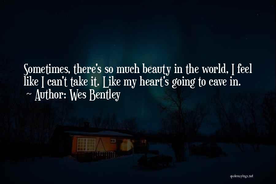 Wes Bentley Quotes 1336632