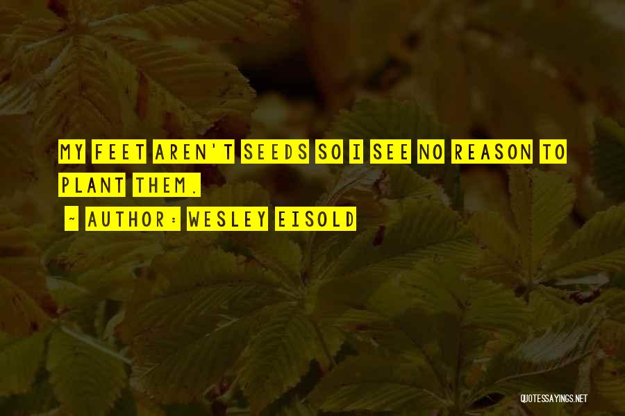 Wesley Eisold Quotes 1510183