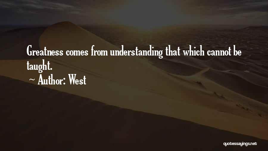 West Quotes 1849337