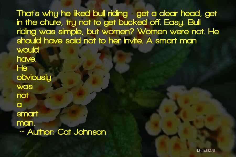 Western Riding Quotes By Cat Johnson