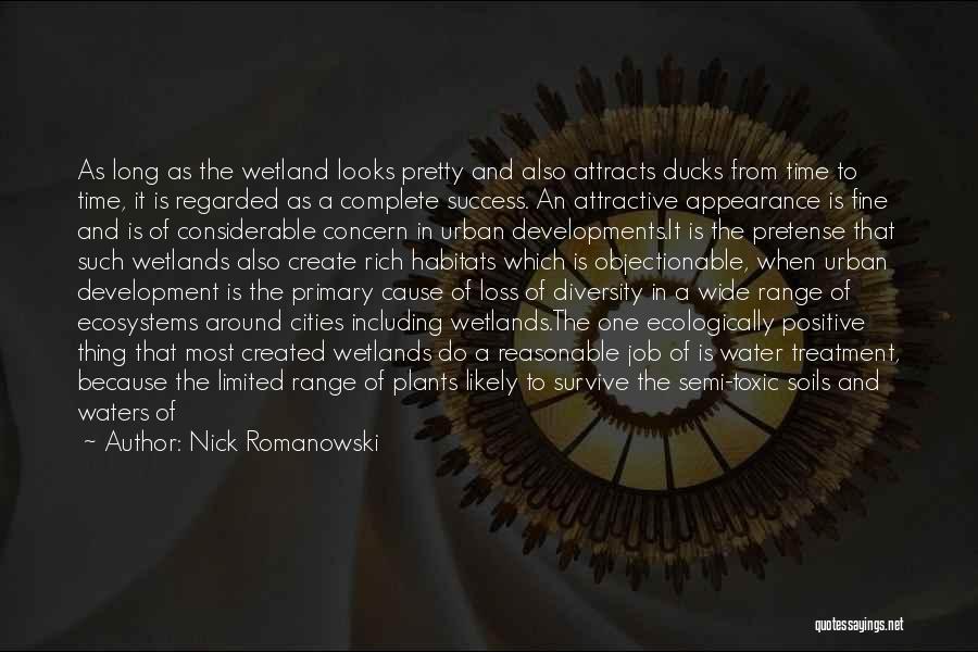 Wetlands Quotes By Nick Romanowski