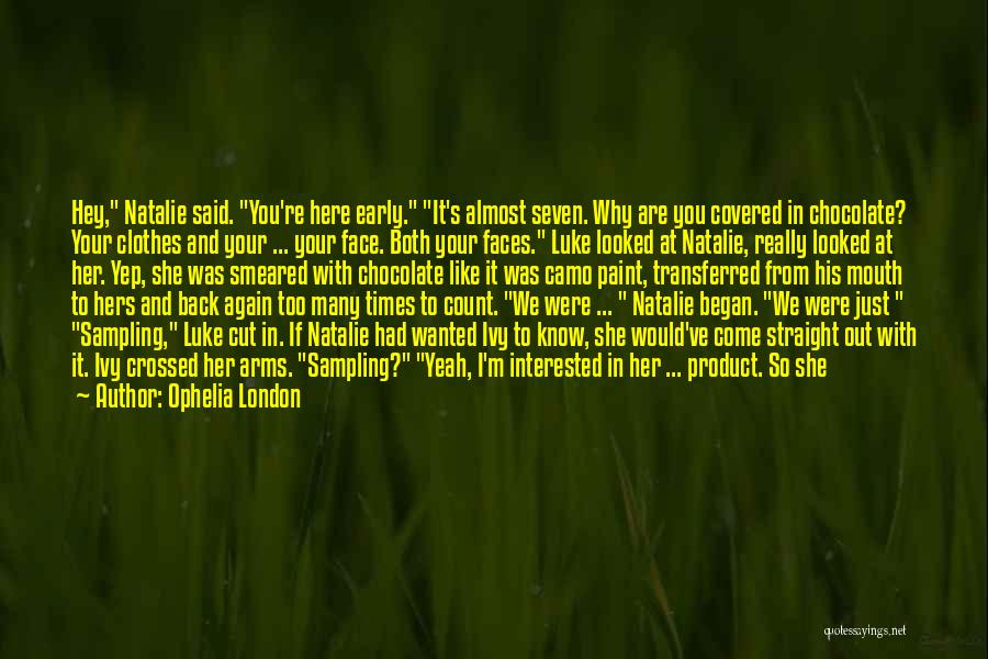 We've All Tried Quotes By Ophelia London