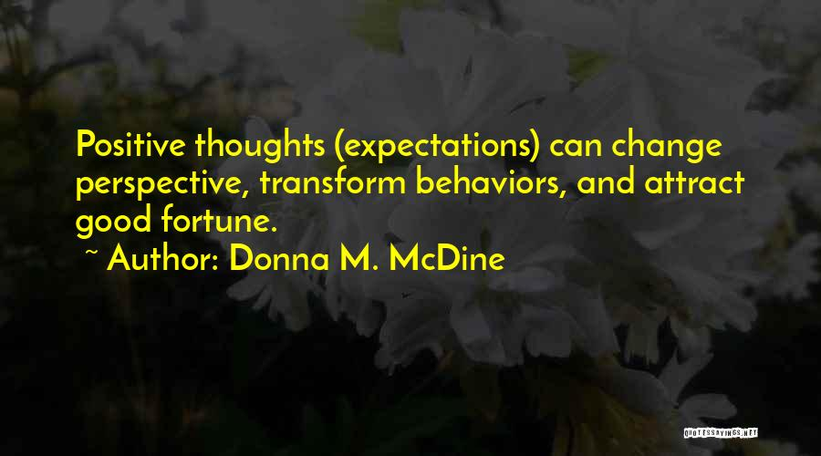 Whale Done Quotes By Donna M. McDine