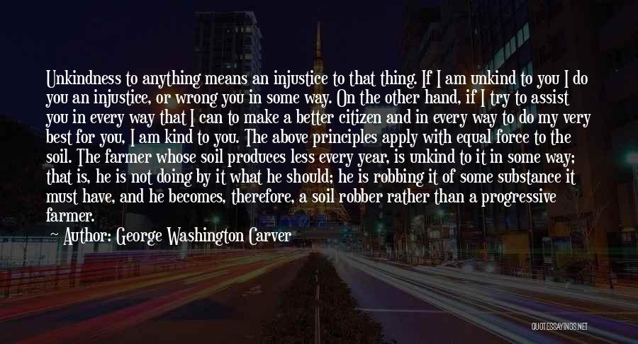 What Am I Doing Wrong Quotes By George Washington Carver