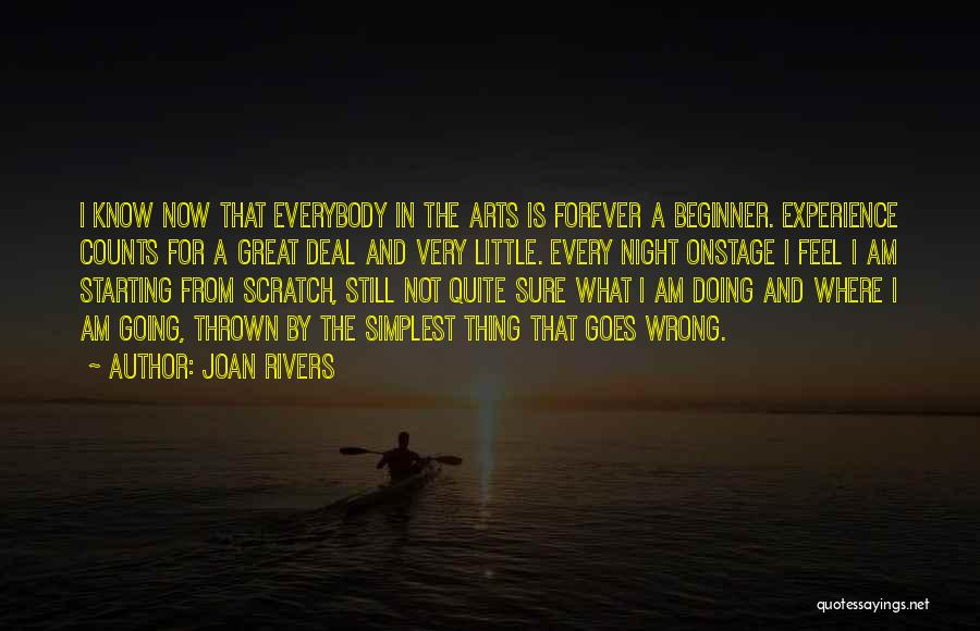 What Am I Doing Wrong Quotes By Joan Rivers
