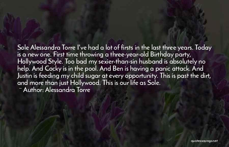 What Are The Best Birthday Quotes By Alessandra Torre