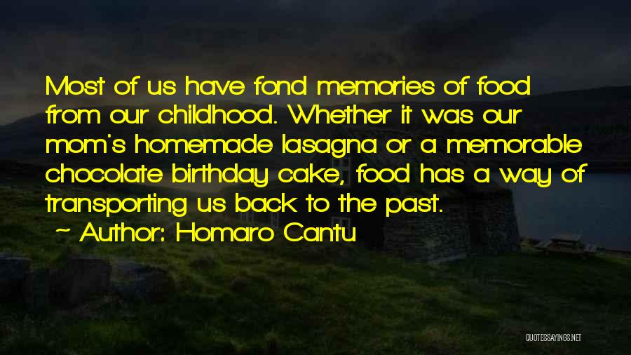 What Are The Best Birthday Quotes By Homaro Cantu