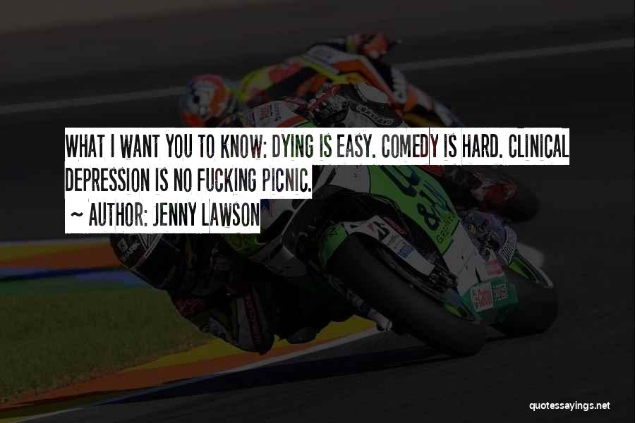 What Comedy Is Quotes By Jenny Lawson