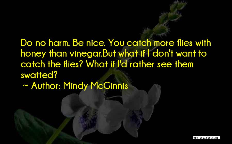 What Do You Want Quotes By Mindy McGinnis