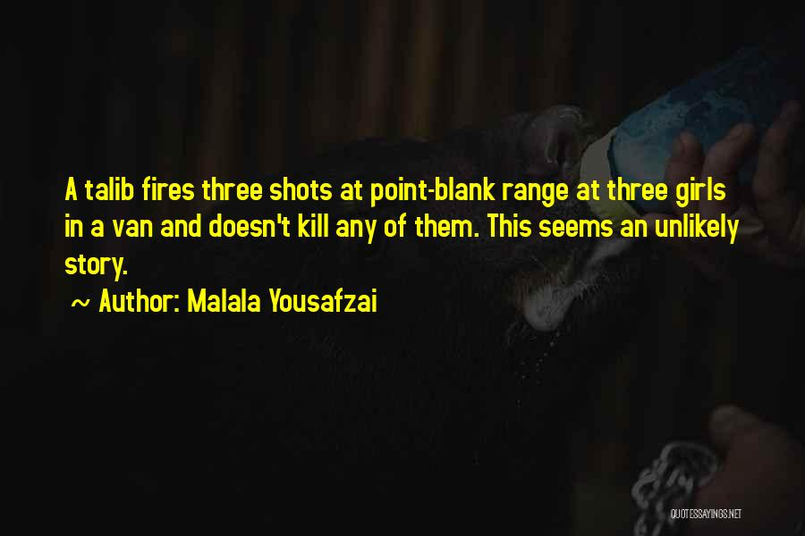 What Doesn't Kill U Quotes By Malala Yousafzai