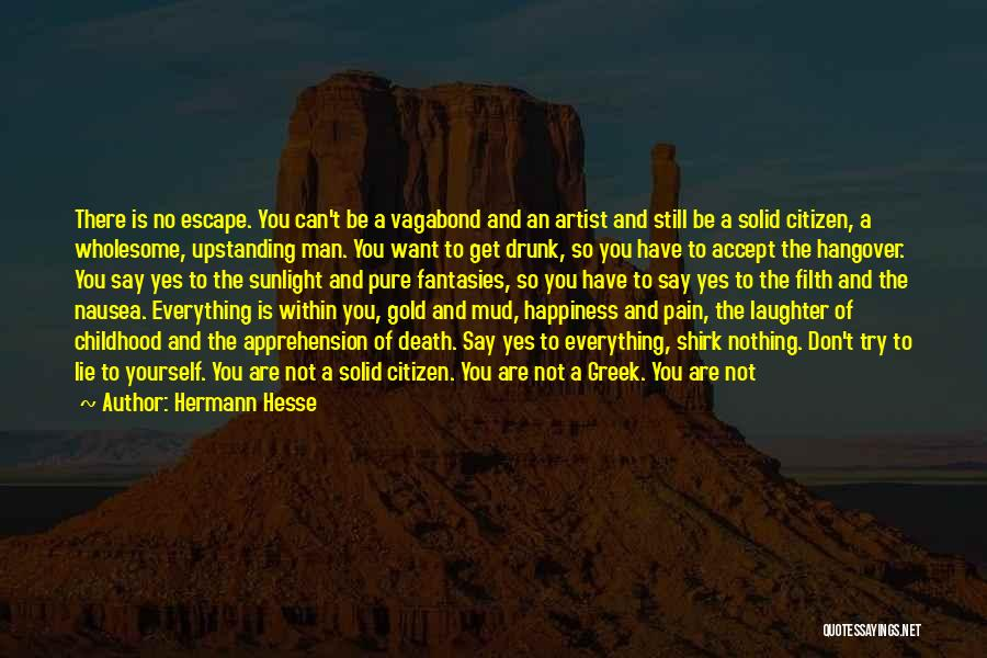 What Heroes Are Not Quotes By Hermann Hesse