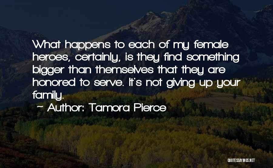 What Heroes Are Not Quotes By Tamora Pierce