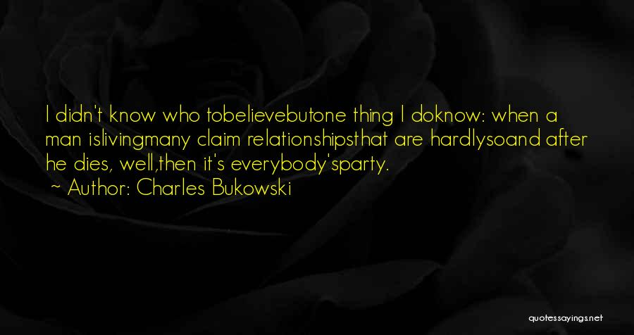 What Is Fake Friendship Quotes By Charles Bukowski