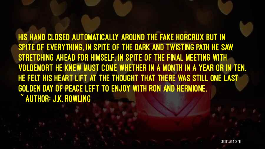 What Is Fake Friendship Quotes By J.K. Rowling