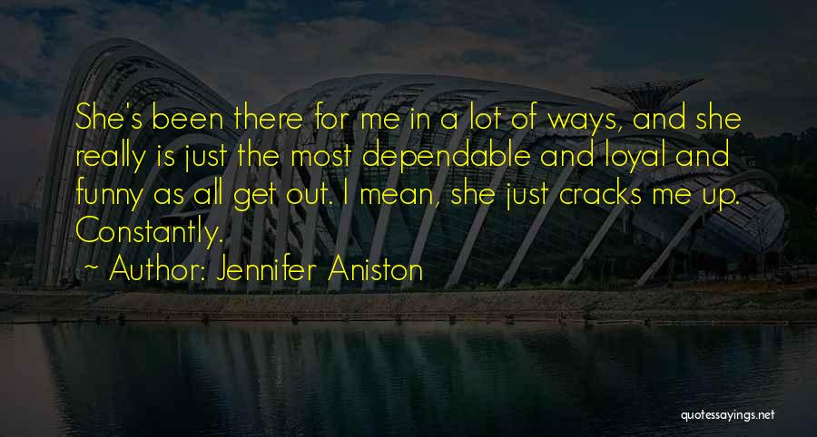 What Is Friendship Funny Quotes By Jennifer Aniston