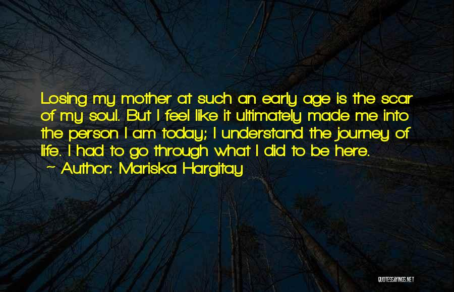 What Is My Life Quotes By Mariska Hargitay