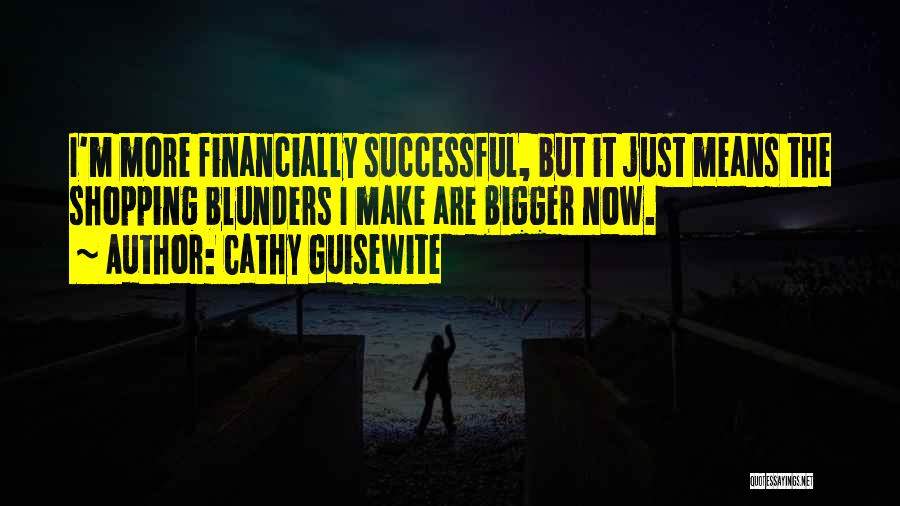 What It Means To Be Successful Quotes By Cathy Guisewite