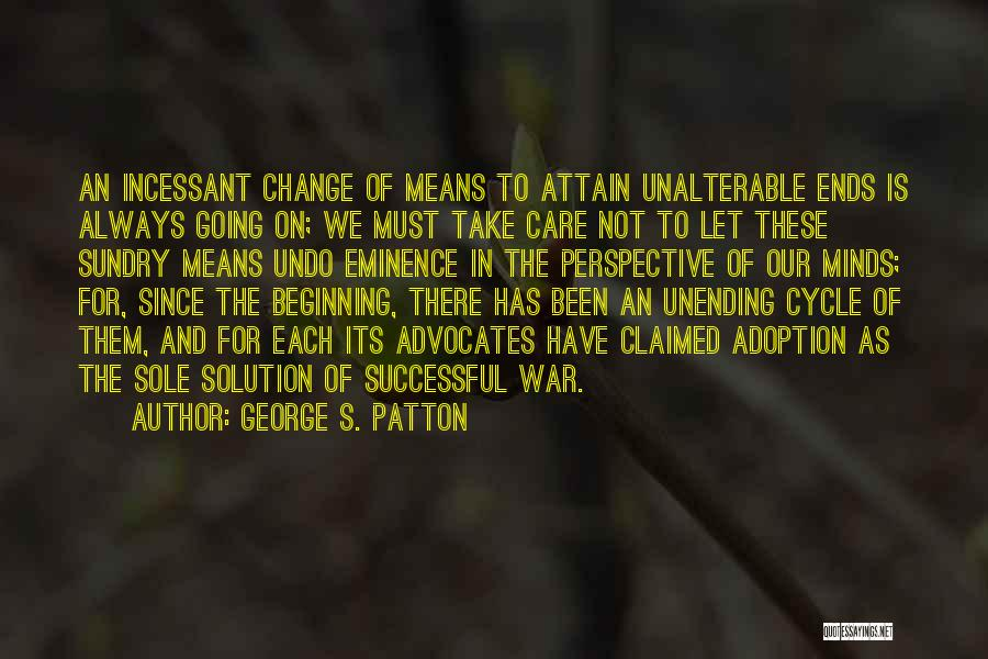 What It Means To Be Successful Quotes By George S. Patton
