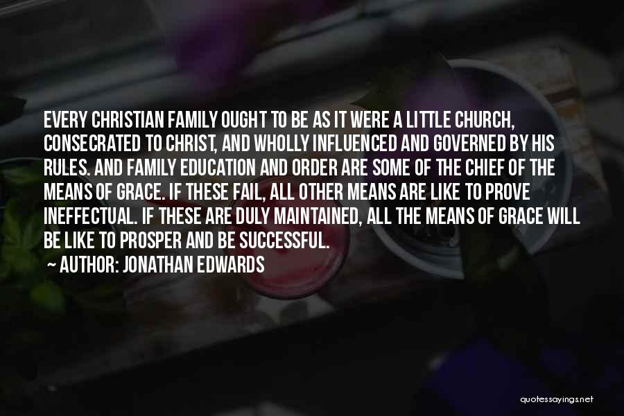 What It Means To Be Successful Quotes By Jonathan Edwards