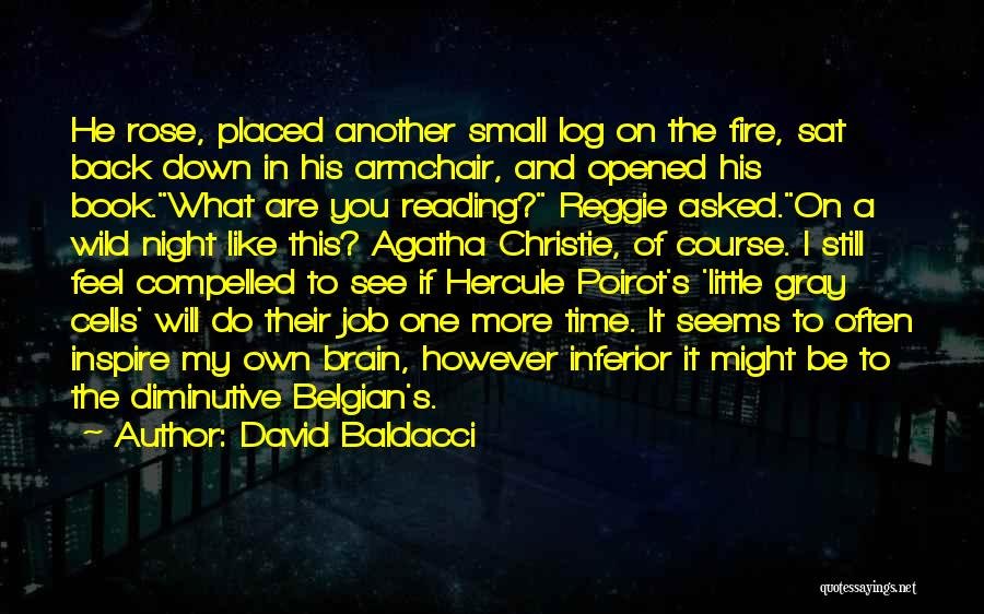 What It Seems Quotes By David Baldacci