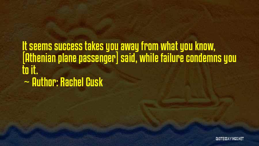 What It Seems Quotes By Rachel Cusk
