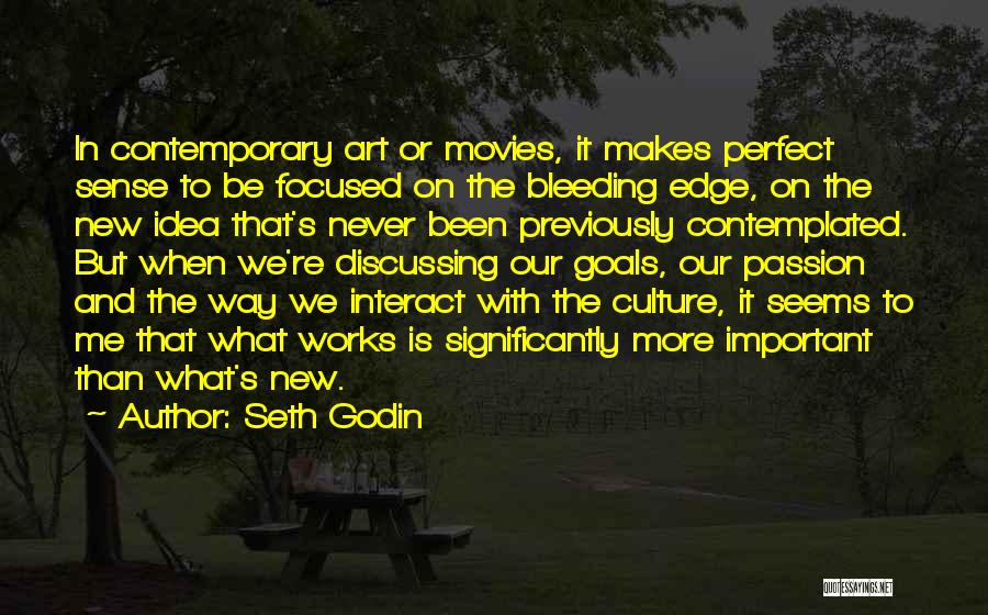 What It Seems Quotes By Seth Godin