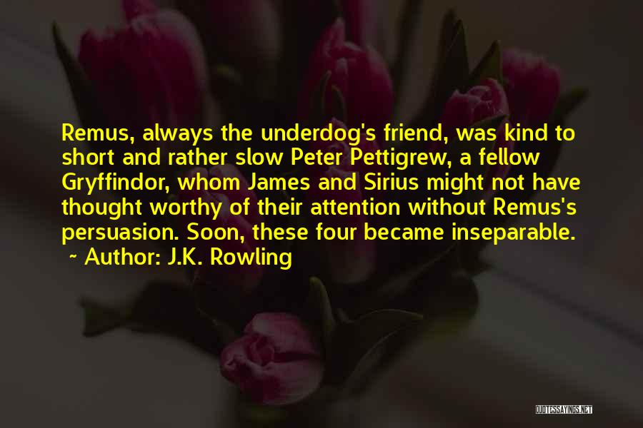 What Kind Of A Friend Are You Quotes By J.K. Rowling