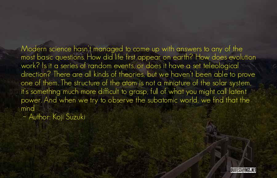 What Kind Of A Friend Are You Quotes By Koji Suzuki